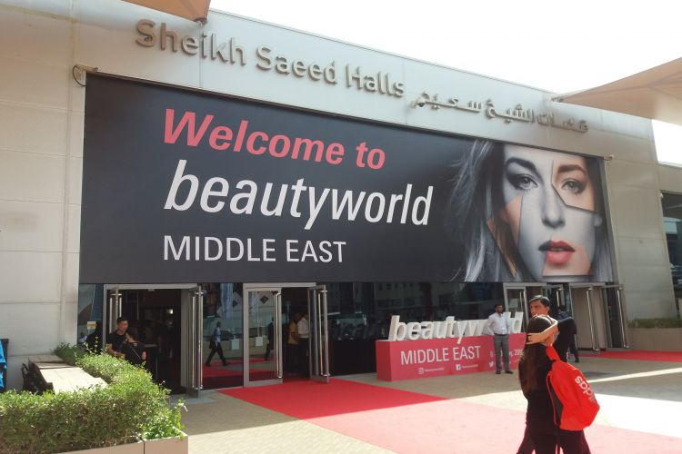 Targi Beauty World Middle East 2018 w Dubaju